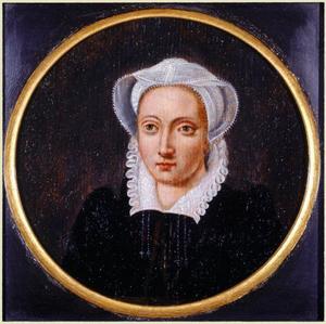 Portret van Johanna van Loon (?-1627)
