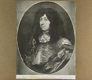 Portret van een man uit de familie Hoby, genoemd Sir John Hoby