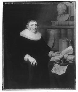 Portret van Cornelis Bosch