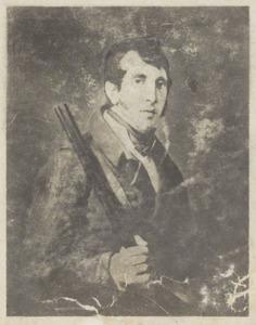 Portret van Jan Jacob de Geer (1784-1871)