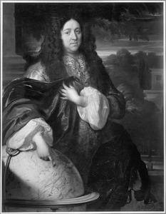 Portret van Jacobus Gronovius (1679-1716)