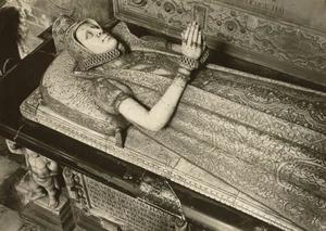 Epitaaf van Dorothea, hertogin van Mecklenburg (1528-1575)