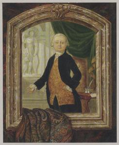 Portret van Jonkheer ErnstJohan Mulert tot de Leemcule (1750-1828)
