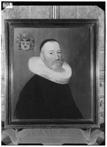 Portret van Joost Brasser (1581-1653)