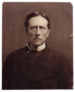 Portret van Charles Jean Francois Mirandolle (1827-1884)