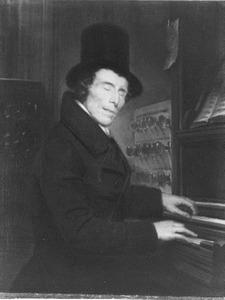 Portret van Daniel Brachthuijzen (1779-1832)