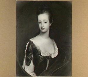 Portret van Miss Hoby