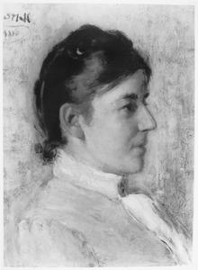 Portret van Charlotte Henriette Croiset van der Kop (1864- )
