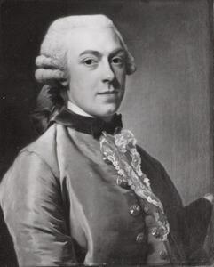 Portret van Francois Fagel (1740-1773)
