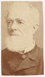 Portret van Johannes Lodewijk de Dieu Stierling