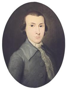 Portret van Petrus Diederich Backer (1768-?)