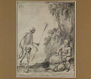 Marskramer en de dood