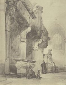Orgel in de Sint-Janskerk te Mechelen