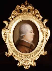 Portret van Niclas Kyronius Holmberg de Beckfelt (1742-1818)