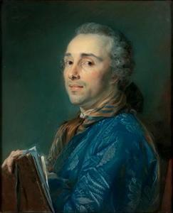 Portret van Aignan-Thomas Desfriches (1715-1800)