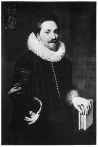 Portret van Coenraad Ruysch (1583-1656