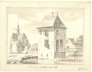 Huis Pollenstein (of Spijker) te Wamel