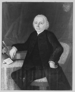Portret van Martinus Kneppelhout ( -1778)