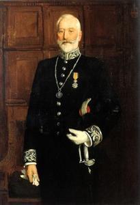 Portret van Pieter Laurens Honcoop (1839-1921)