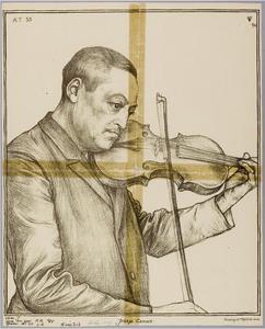 Portret van Joseph Cramer
