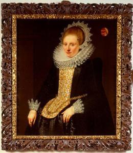Portret van Beatrix van Sypesteyn (1593-?)