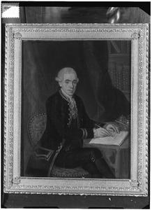 Portret van Jacob van Zuylen van Nijevelt (1739-1805)