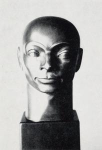 Portret van Johannes Anton Raedecker (1885-1956)