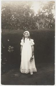 Portret van Eugénie Hélène van Ketwich Verschuur (1905-1976)