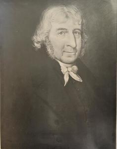 Portret van Aalt Willem van Holthe tot Oldengaerden (1780-1854)