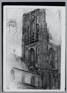 Toren van de kerk te Oirschot