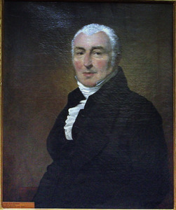 Portret van Arnaud Jacob de Bordes (1769-1826)