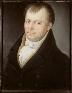 Portret van Frans Adolf Heix (1754-1834)