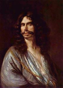 Zelfportret van Johann Heinrich Roos (1631–1685)