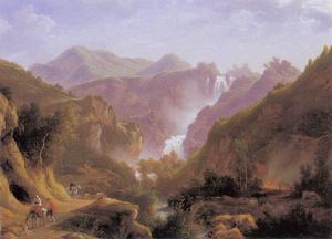 Watervallen van Tivoli