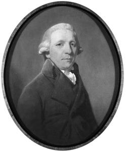 Portret van Hendrik van Stralen (1751-1822)