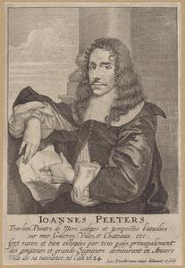 Portret van Jan Peeters I (1624-1678)