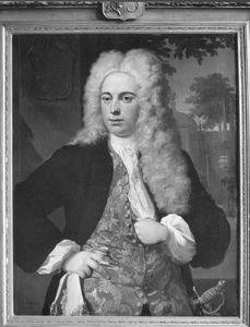 Portret van Herman van Berkhout (1702-1761)