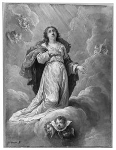 De vijftien mysteriën van de rozenkrans: de tenhemelopneming van Maria