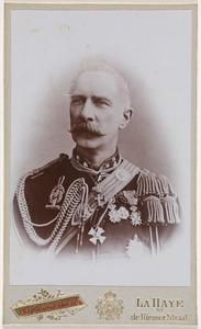 Portret van Willem Leonard van Spengler (1835-1895)