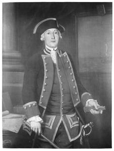 Portret van Pieter Melvill van Carnbee (1743-1826)