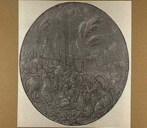 De roof van Europa (Metamorfosen 2:836-875)