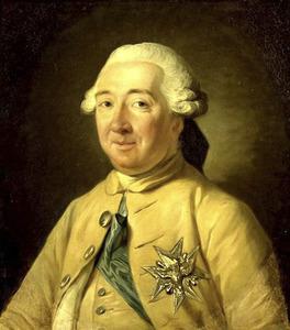 Portret van Louis de Noailles, maréchal de France (1713-1793)
