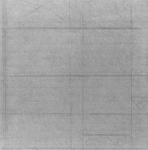 Study for a composition / verso: Study for a composition