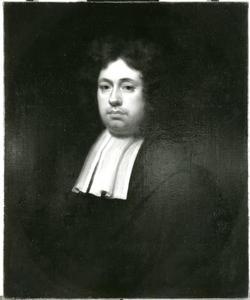 Portret van David van Hoogstraten (1658-1724)