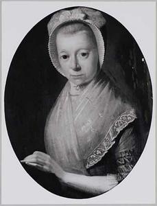 Portret van Margareta Barbera Emmen (1737-1802)