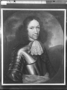 Portret van Jasper van Lynden d'Aspremont ( -1676)