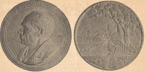 Portret van Frederik Willem van Eeden (1829-1901)