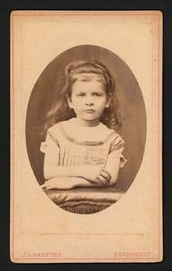 Portret van Maria Gratama (1875-1963)