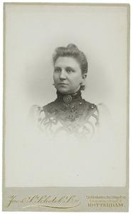Portret van mw. Adriana Catharina Havelaar (1860-1924)