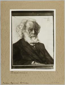 Portret van Dr. A.J. Nieuwenhuis